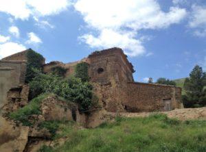Puibolea ruines