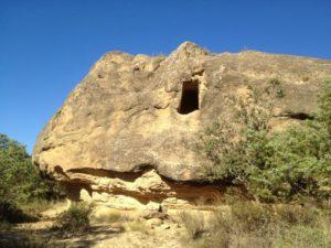 grotte de huerto