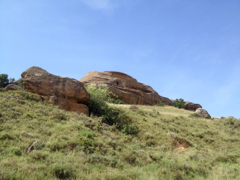 la grotte de Piraces