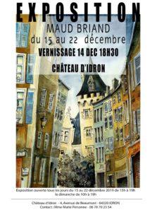expo Maud Briand Idron
