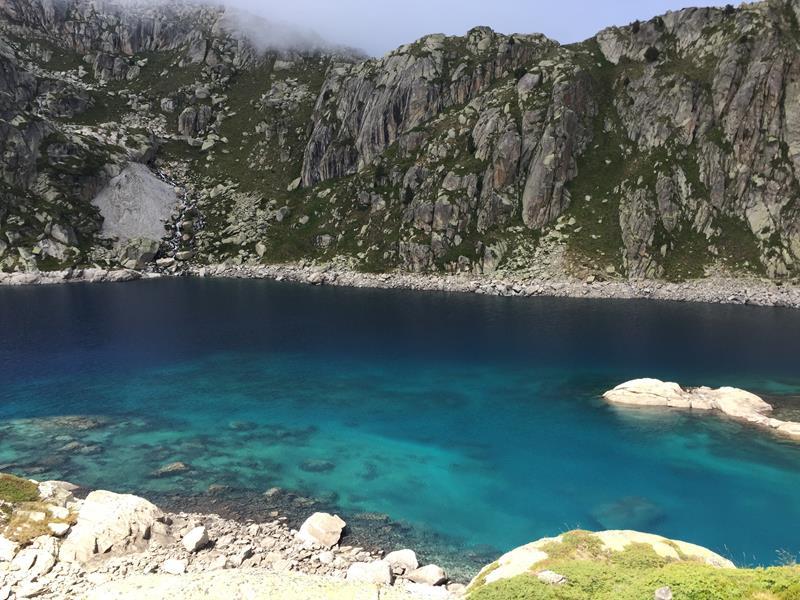 lac de Mar Val de Aran Pyrenees