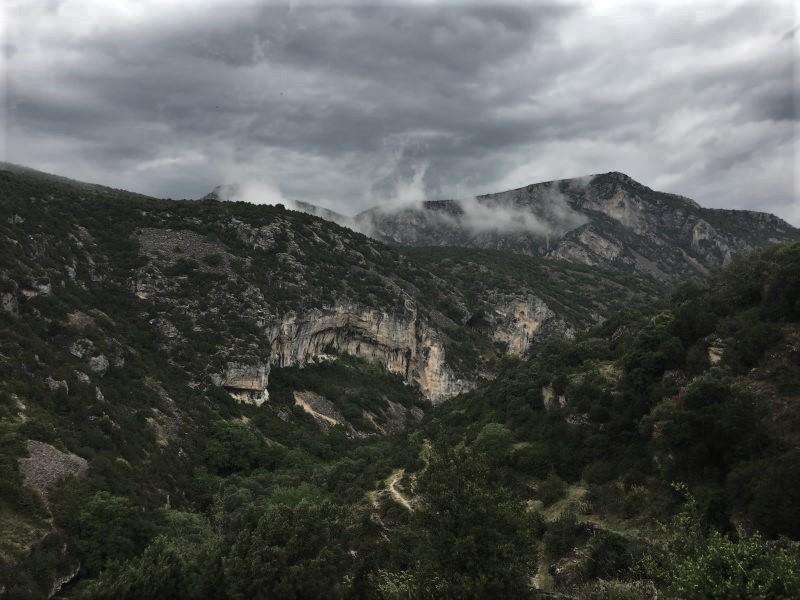 anticipation climatique sierra de guara