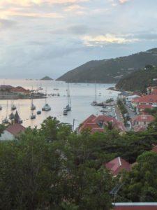 St Barth Gustavia port